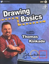 Lifepac Elective Drawing Basics Student Book 4