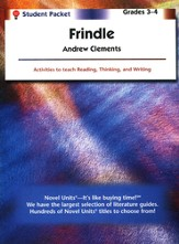 Frindle, Novel Units Student Packet, Grades 3-4
