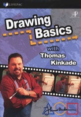 Lifepac Elective Drawing Basics DVD