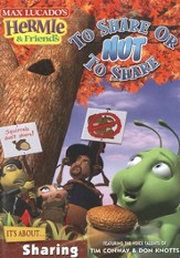 #7: Hermie and Wormie's Nutty Adventure (previously titled To Share or Nut to Share)