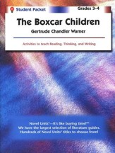 Boxcar Children, Novel Units Student Packet, Grades 3-4