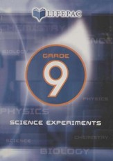 Lifepac Science Grade 9: Science Experiments on DVD