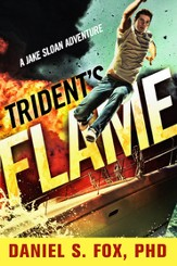 Trident's Flame: A Jake Sloan Adventure - eBook