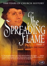 The Spreading Flame Part 1: Comes the Dawn, DVD