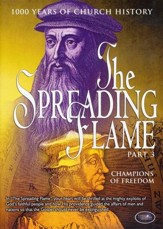 The Spreading Flame Part 3: Champions of Freedom, DVD