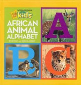 National Geographic Little Kids: African Animal Alphabet