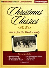 Christmas Classics: Stories for the Whole Family - Unabridged audio book on CD