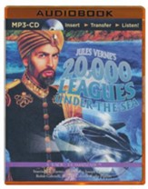 Jules Verne's 20,000 Leagues Under the Sea: A Radio Dramatization - Unabridged audio book on MP3-CD