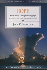 Hope: Your Heart's Deepest Longings LifeGuide Bible Studies, Revised