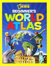 Beginner's World Atlas, Revised
