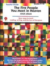 The Five People You Meet in Heaven, Novel Units Teacher's Gd. 9-12