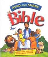 Read and Share Bible: Over 120 Best-Loved Bible Stories (slightly imperfect)
