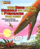 When Dinos Dawned, Mammals Got Munched, and Pterosaurs Took Flight: A Cartoon Pre-History of Life in the Triassic