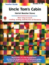 Uncle Tom's Cabin, Novel Units Teacher's Guide, Grades 9-12