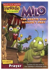 Hermie and Friends Series #8: Milo, The Mantis Who Wouldn't  Pray, DVD