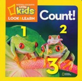 National Geographic Little Kids Look and Find: Counting