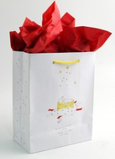 Nature Of Christmas Gift Bag, Medium