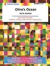Olive's Ocean, Novel Units Teacher's Guide, Grades 5-6