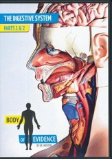 Digestive System: Body of Evidence DVD