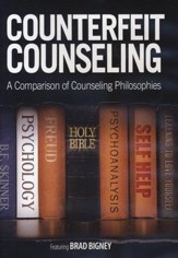 Counterfeit Counseling DVD