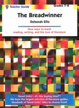 The Breadwinner, Novel Units Teacher's Guide, Grades 7-8