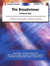 The Breadwinner, Novel Units Student Packet, Grades 7-8