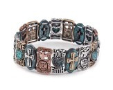 God is Love, Patina Bracelet