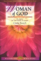 Woman of God; LifeGuide Topical Bible Studies