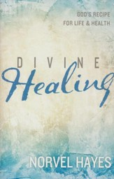 Divine Healing: God's Recipe for Life & Health - Slightly Imperfect