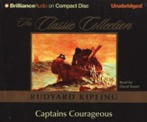 Captains Courageous -Unabridged Audiobook on CD