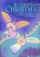 A Christian Christmas Easy Piano
