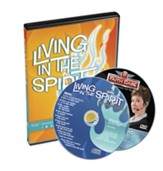 Living in the Spirit Kids Session CDROM with bonus DVD