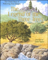 The Legend of the Three Trees Picture Book