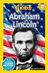National Geographic Readers: Abraham Lincoln