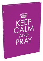 Keep Calm and Pray Gift Book