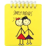 Simply Friends Sticky Notes