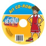 MSC Beyond the Gold Art CDROM