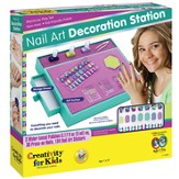 Nail Art Decoration Station