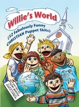 Willies World: (52 Fabulously Funny CHRISTIAN Puppet Skits) - eBook