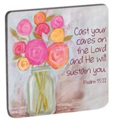 Cast Your Cares On the Lord Magnet