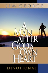 Man After God's Own Heart Devotional, A - eBook