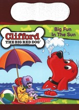 Clifford the Big Red Dog: Big Fun in the Sun, DVD