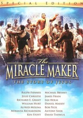 The Miracle Maker: The Story of Jesus, Special Edition DVD