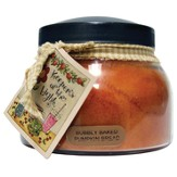 Jar Candle, Bubbly Baked Pumpkin Bread, 22 ounce