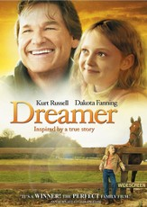 Dreamer: Insprired by a True Story, DVD