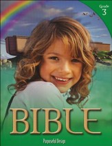 ACSI Bible Student Book, Grade 3, Revised