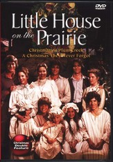 Little House on the Prairie: Christmas Double Feature, DVD  - Slightly Imperfect