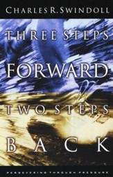 Three Steps Forward, Two Steps Back, Paperback