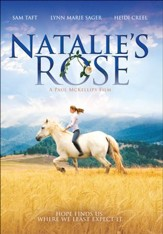 Natalie's Rose, DVD