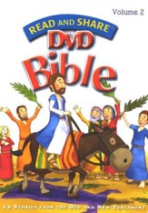 Read and Share DVD Bible Volume #2